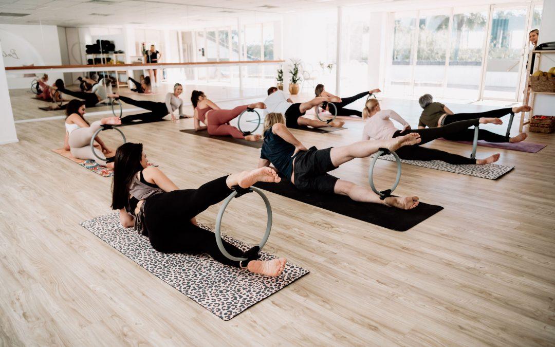 Balance Lane Fitness