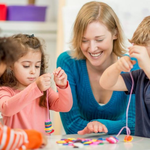 Play and Learn Childcare Centre